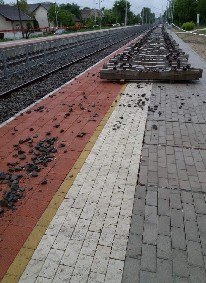 megengedett látásmód a vasúton)